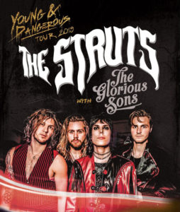 The Struts w/ The Glorious Sons