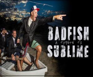 Badfish w/ Edjacated Phools