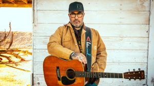 AARON LEWIS & The Stateliners w/ Ben Danaher