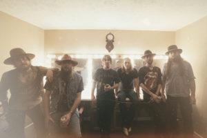 Whiskey Myers w/ The Vegabonds