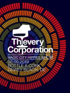 Thievery Corporation w/ Magic City Hippies
