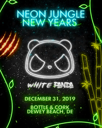 White Panda's Neon Jungle New Year's Eve Party