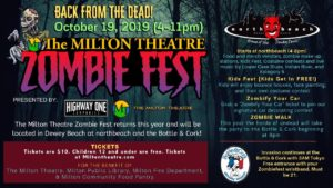 The Milton Theatre Zombie Fest