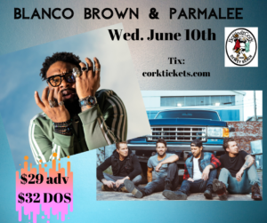 Blanco Brown w/ Parmalee