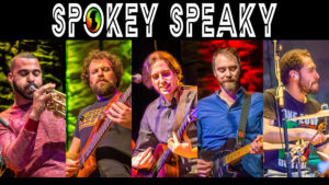 Spokey Speaky -A Tribute to Bob Marley $10
