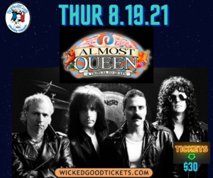 Almost Queen – A Tribute to Queen