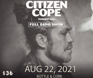 Citizen Cope -An Evening With (Full Band)